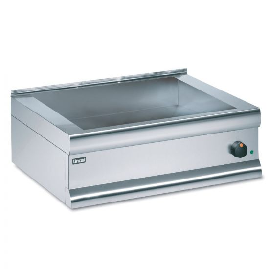 Silverlink 600 Electric Counter-top Bain Marie - Dry Heat - Gastronorms - Base Only - W 750 Mm - 1.0 KW LIN BM7X