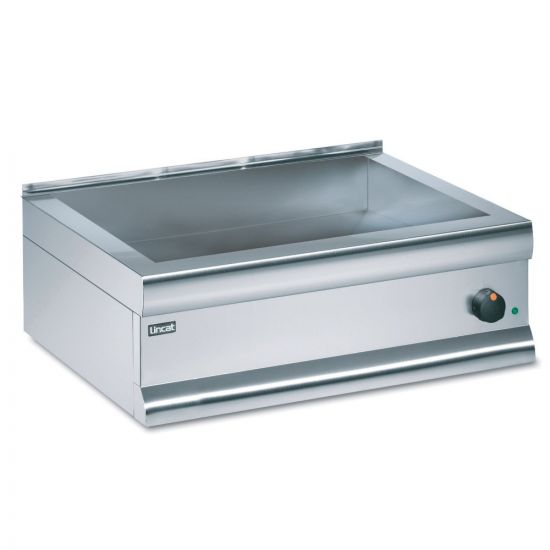 Silverlink 600 Electric Counter-top Bain Marie - Dry Heat - Gastronorms - Base Only - W 750 Mm - 1.0 KW LIN BM7