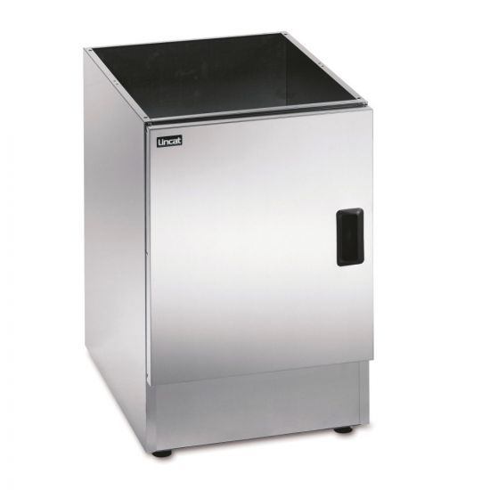 Silverlink 600 Free-standing Ambient Open-Top Pedestal With Doors - W 450 Mm LIN CC4