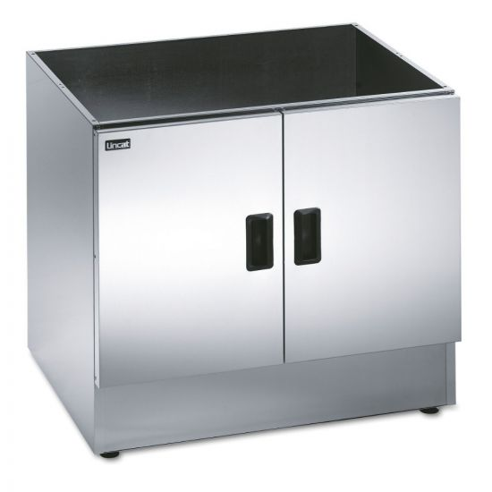 Silverlink 600 Free-standing Ambient Open-Top Pedestal With Doors - W 750 Mm LIN CC7