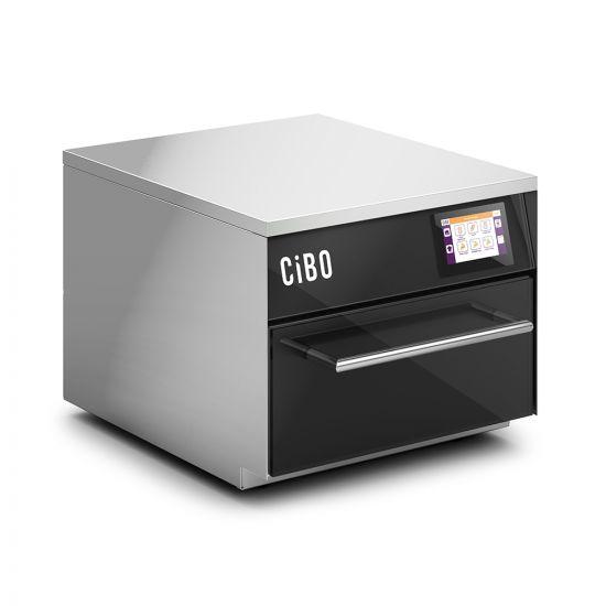 Lincat CiBO Counter-top Fast Oven - Black Glass Front - W 437mm - 2.7 KW LIN CIBO-B