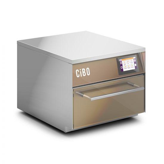 Lincat CiBO Counter-top Fast Oven - Champagne Glass Front - W 437mm - 2.7 KW LIN CIBO-C