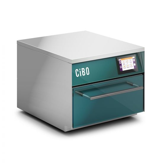 Lincat CiBO Counter-top Fast Oven - Teal Glass Front - W 437mm - 2.7 KW LIN CIBO-T