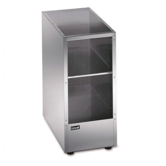 Silverlink 600 Free-standing Ambient Open-Top Pedestal Without Doors - W 300 Mm LIN CN3