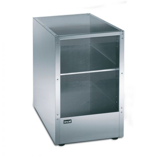 Silverlink 600 Free-standing Ambient Open-Top Pedestal Without Doors - W 450 Mm LIN CN4