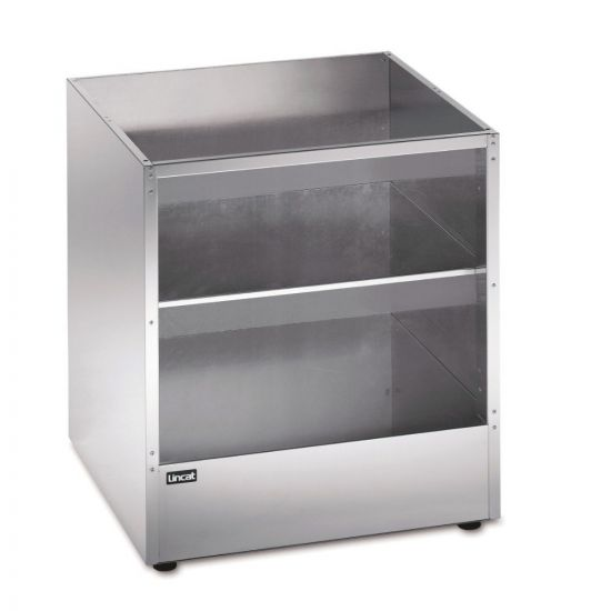 Silverlink 600 Free-standing Ambient Open-Top Pedestal Without Doors - W 600 Mm LIN CN6