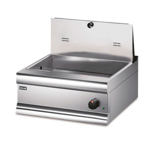 Silverlink 600 Electric Counter-top Chip Scuttle - W 600 Mm - 0.75 KW LIN CS6