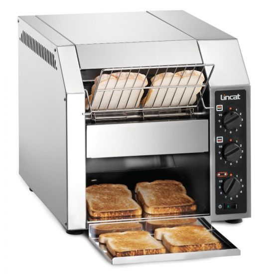 Lincat Electric Counter-top Conveyor Toaster - W 410 Mm - 2.4 KW LIN CT1
