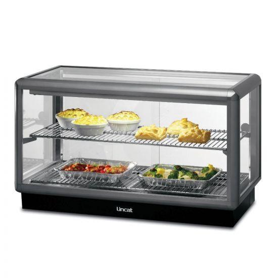 Seal 500 Series Counter-top Heated Merchandiser - Back-Service - W 1000 Mm - 2.02 KW LIN D5H-100B