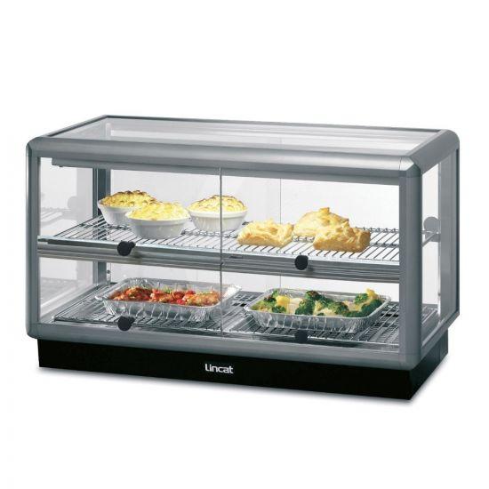 Seal 500 Series Counter-top Heated Merchandiser - Self-Service - W 1000 Mm - 2.02 KW LIN D5H-100S