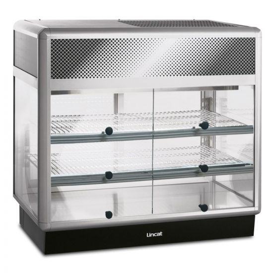 Seal 650 Series Counter-top Rectangular Front Refrigerated Merchandiser - Self-Service - W 1000 Mm - 0.7 KW LIN D6R-100S
