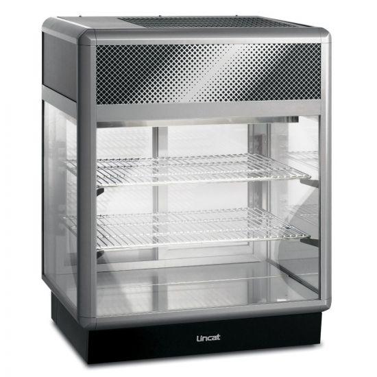 Seal 650 Series Counter-top Rectangular Front Refrigerated Merchandiser - Back-Service - W 750 Mm - 0.6 KW LIN D6R-75B