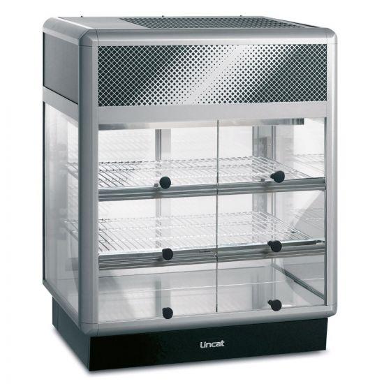 Seal 650 Series Counter-top Rectangular Front Refrigerated Merchandiser - Self-Service - W 750 Mm - 0.6 KW LIN D6R-75S
