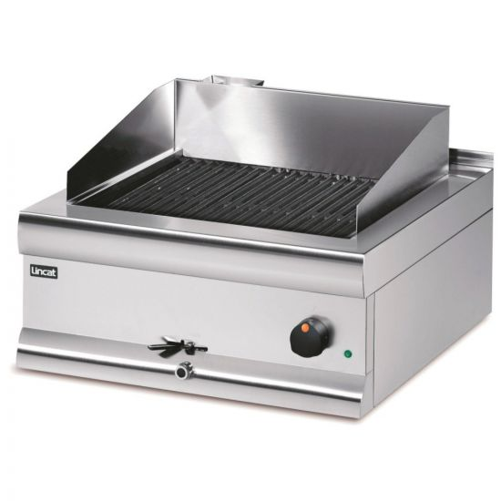 Silverlink 600 Electric Counter-top Chargrill - W 600 Mm - 8.0 KW LIN ECG6