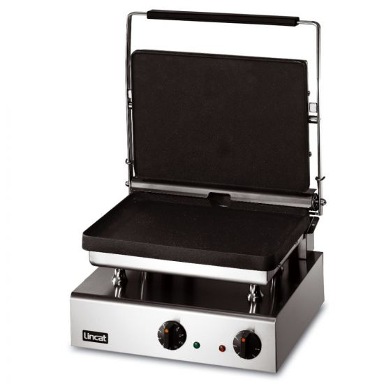 Lynx 400 Electric Counter-top Heavy Duty Contact Grill - Smooth Upper & Lower Plates - W 395 Mm - 3.0 KW LIN GG1