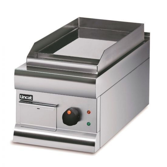 Silverlink 600 Electric Counter-top Griddle - Chrome Plate - W 300 Mm - 2.0 KW LIN GS3-C
