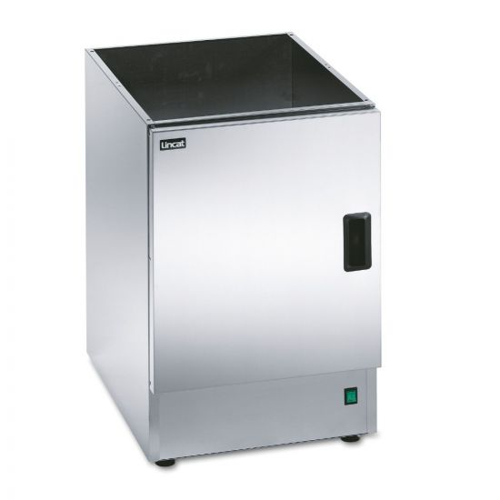 Silverlink 600 Free-standing Heated Open-Top Pedestal With Doors - W 450 Mm - 0.5 KW LIN HC4