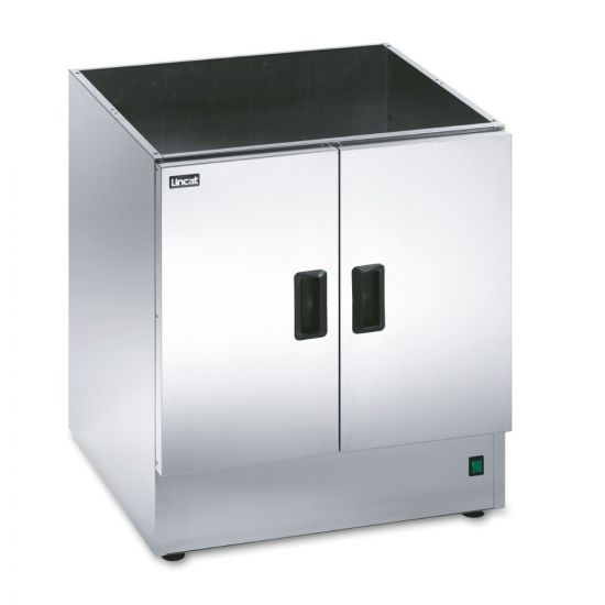 Silverlink 600 Free-standing Heated Open-Top Pedestal With Doors - W 600 Mm - 0.5 KW LIN HC6