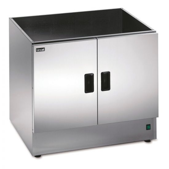 Silverlink 600 Free-standing Heated Open-Top Pedestal With Doors - W 750 Mm - 0.5 KW LIN HC7