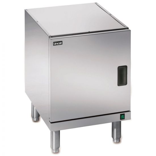 Silverlink 600 Free-standing Heated Pedestal With Legs And Doors - W 450 Mm - 0.5 KW LIN HCL4