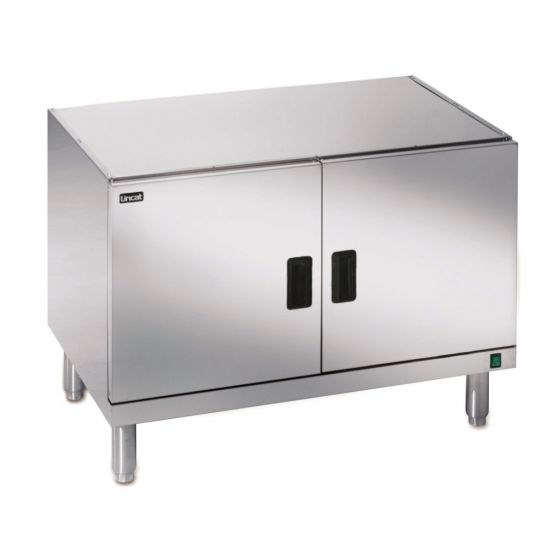 Silverlink 600 Free-standing Heated Pedestal With Legs And Doors - W 900 Mm - 1.0 KW LIN HCL9