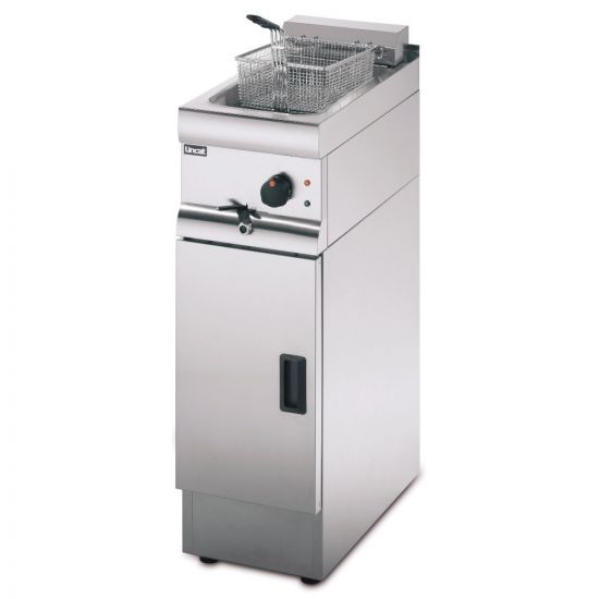 Silverlink 600 Electric Free-standing Single Tank Fryer - 1 Basket - W 300 Mm - 6.0 KW LIN J6