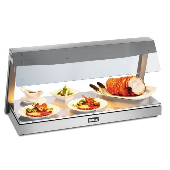 Seal Counter-top Heated Display With Gantry - 3 X 1/1 GN - W 1130 Mm - 2.4 KW LIN LD3