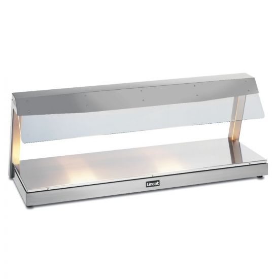 Seal Counter-top Heated Display With Gantry - 4 X 1/1 GN - W 1470 Mm - 2.75 KW LIN LD4