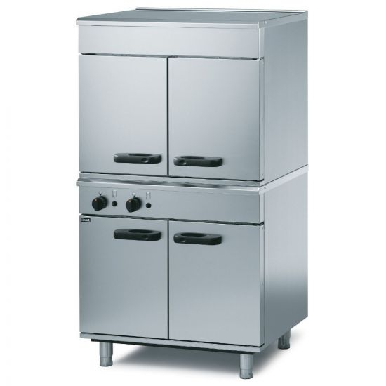 Phoenix Propane Gas Free-standing Two Tier General Purpose Oven - W 900 Mm - 16.0 KW LIN LMD9-P