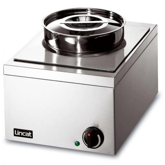 Lynx 400 Electric Counter-top Bain Marie - Dry Heat - Inc. 1 X Round Pot - W 285 Mm - 0.25 KW LIN LRB