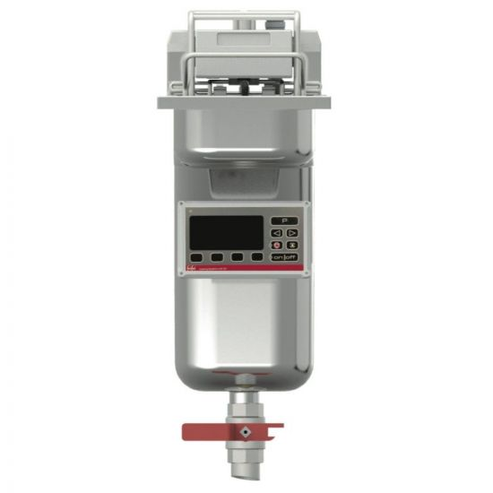 FriFri Vision 211 Electric Built-in Single Tank Fryer - 1 Basket - W 200 Mm - 7.5 KW LIN MB21120-A700