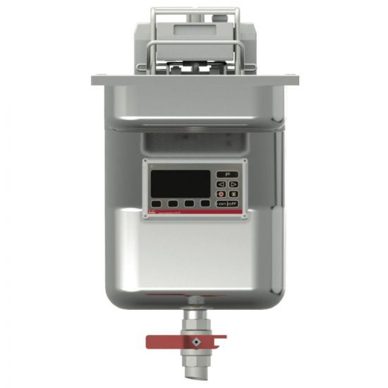 FriFri Vision 311 Electric Built-in Single Tank Fryer - 1 Basket - W 300 Mm - 15.0 KW LIN MB31121-A700