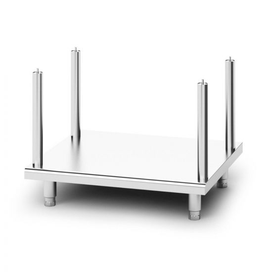 Opus 800 Free-standing Floor Stand With Legs - For Units W 900 Mm LIN OA8951