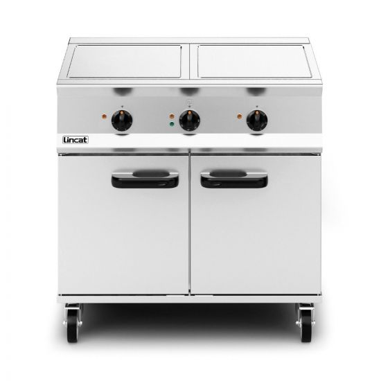 Opus 800 Electric Free-standing Solid Top Oven Range - W 900 Mm - 15.4 KW LIN OE8015