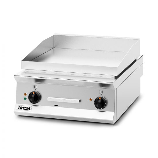 Opus 800 Electric Counter-top Griddle - W 600 Mm - 8.0 KW LIN OE8205