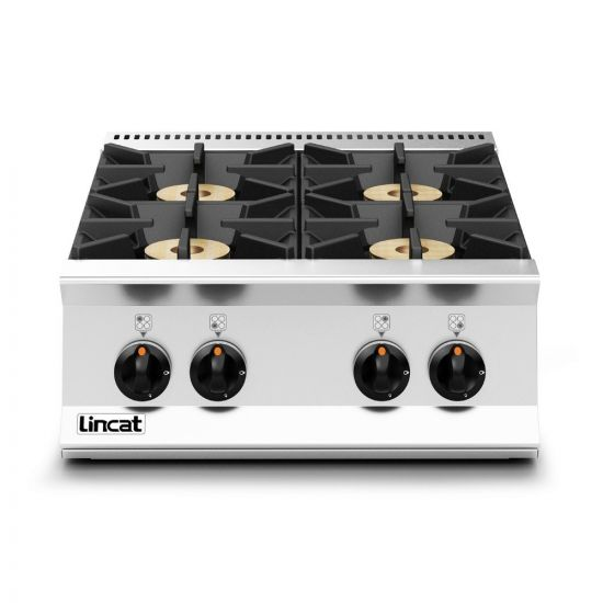 Opus 800 Propane Gas Counter-top Boiling Top - W 600 Mm - 27.2 KW LIN OG8003-P