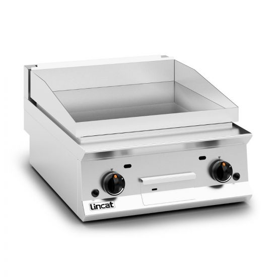 Opus 800 Propane Gas Counter-top Griddle - Chrome Plate - W 600 Mm - 15.5 KW LIN OG8201-C-P