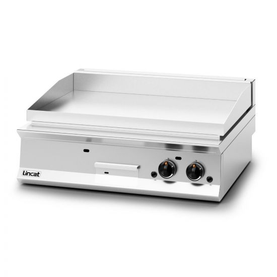 Opus 800 Propane Gas Counter-top Griddle - W 900 Mm - 23.0 KW LIN OG8202-P