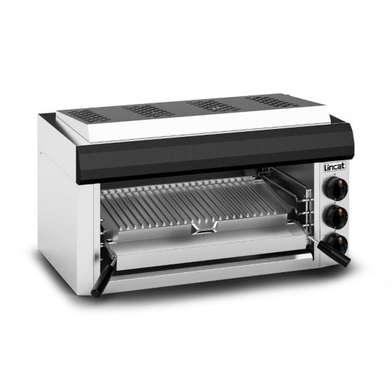 Opus 800 Natural Gas Counter-top Salamander Grill - W 900 Mm - 8.7 KW LIN OG8302-N