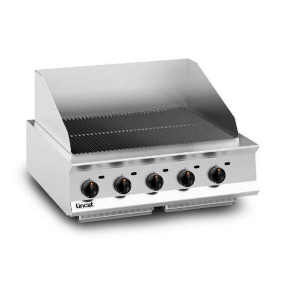 Opus 800 Natural Gas Counter-top Chargrill - W 900 Mm - 23.0 KW LIN OG8402-N