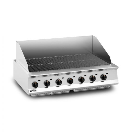 Opus 800 Propane Gas Counter-top Chargrill - W 1200 Mm - 29.4 KW LIN OG8403-P