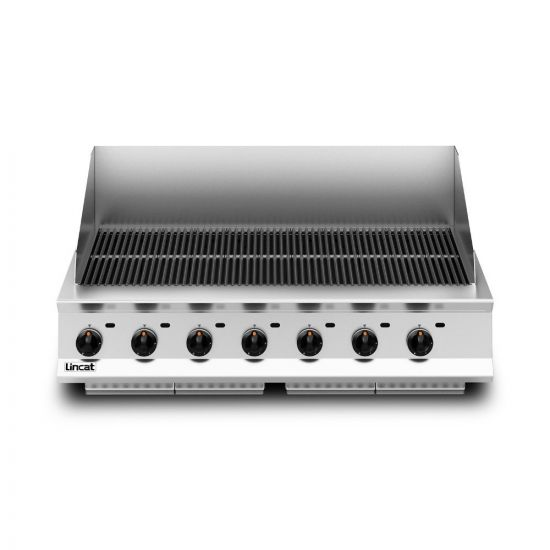 Opus 800 Natural Gas Counter-top Chargrill - W 1200 Mm - 32.2 KW LIN OG8403-N