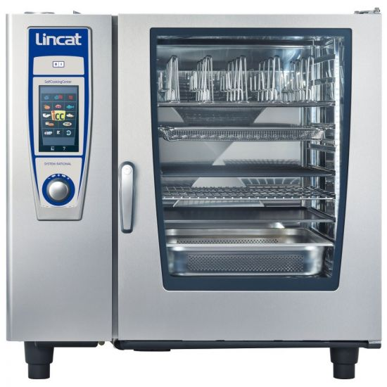 Opus SelfCooking Center Natural Gas Free-standing Combi Steamer - W 1069 Mm - 45.0 KW LIN OSCC102-N