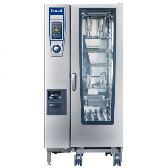 Opus SelfCooking Center Natural Gas Free-standing Combi Steamer - W 879 Mm - 44.0 KW LIN OSCC201-N