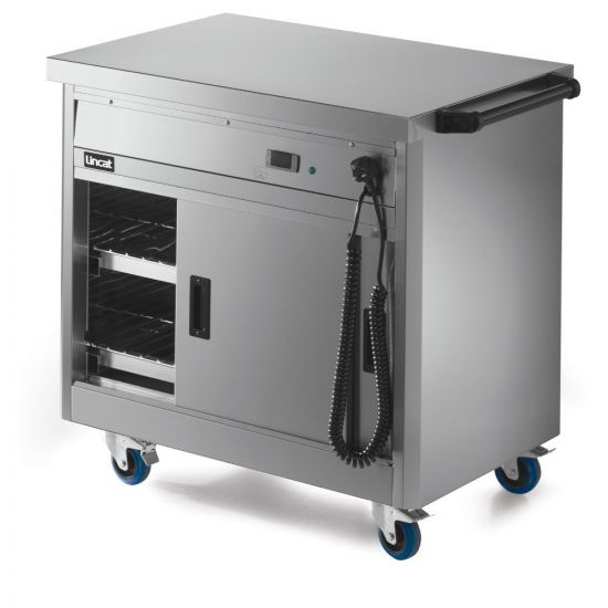 Panther 670 Series Free-standing Hot Cupboard - Plain Top - W 980 Mm - 1.5 KW LIN P6P2