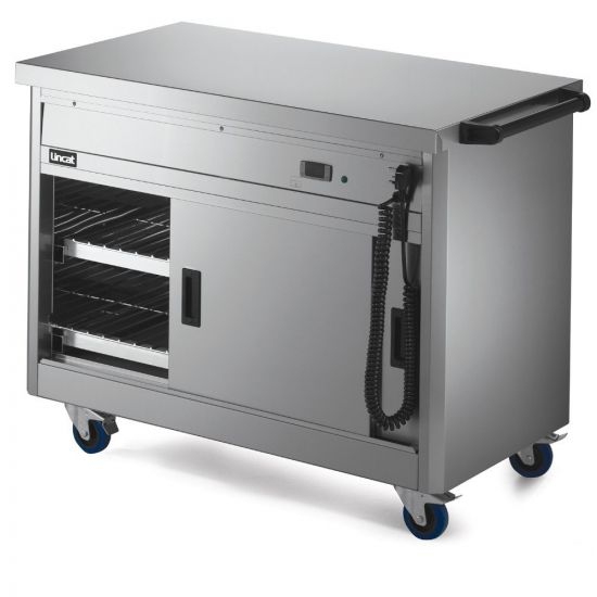 Panther 670 Series Free-standing Hot Cupboard - Plain Top - W 1205 Mm - 1.5 KW LIN P6P3