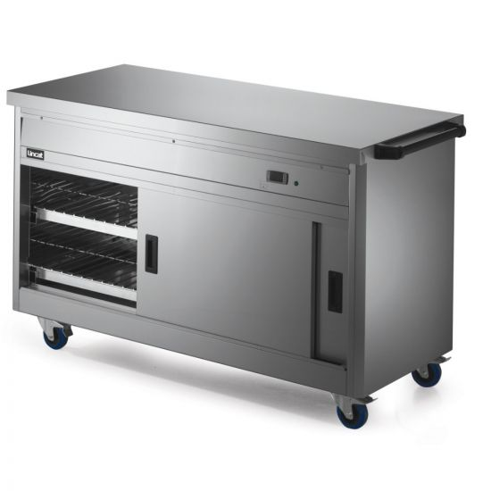 Panther 670 Series Free-standing Hot Cupboard - Plain Top - W 1530 Mm - 2.5 KW LIN P6P4