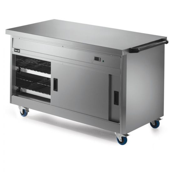 Panther 800 Series Free-standing Hot Cupboard - Plain Top - W 1530 Mm - 2.5 KW LIN P8P4