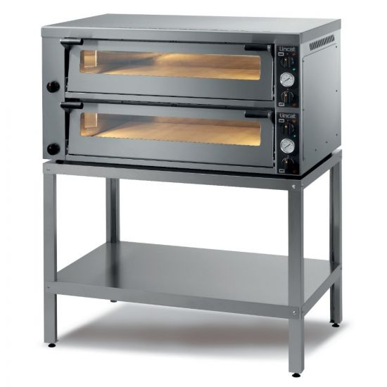 Lincat Electric Counter-top Pizza Oven - Twin-Deck - W 1286 Mm - 14.4 KW LIN PO630-2