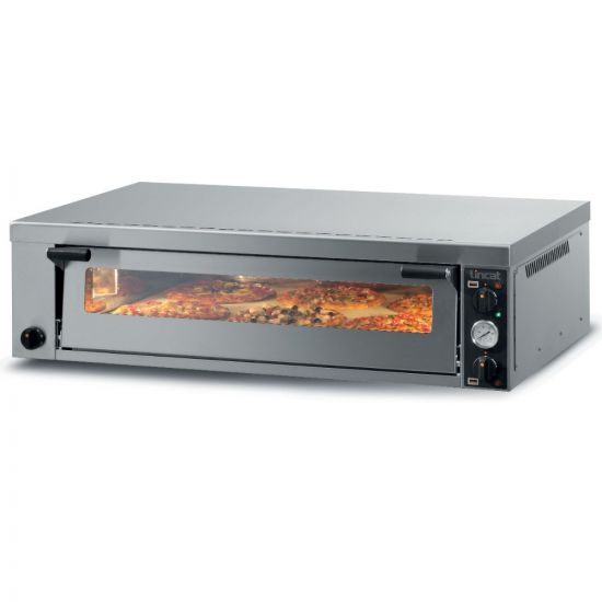 Lincat Electric Counter-top Pizza Oven - Single-Deck - W 1286 Mm - 7.2 KW LIN PO630